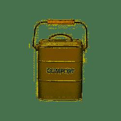 Living Nostalgia Compost  Tin Cream