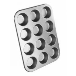 Tala Chef Aid Budget 12 Cup Muffin Tray