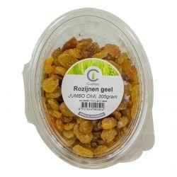 Rozijnen geel JUMBO 300gr