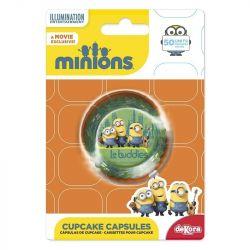 DeKora Baking Cups Minions pk/50