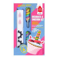 Cake Decor Unicorn Decorating Kit