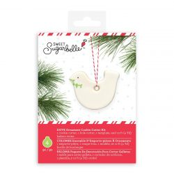 Sweet Sugarbelle Dove Ornament Cookie Cutter Kit