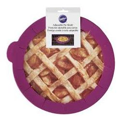 Wilton Adjustable Pie Shield Cover