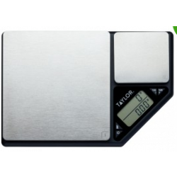 Taylor Dual Platform Digital Kitchen Scale
