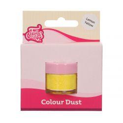 Funcakes Funcolours Dust Edible Colour Lemon Yellow