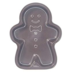 Wilton Gingerbread Covered Cake Pan