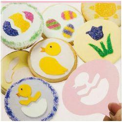 Wilton Cupcake & Cookie Stencils