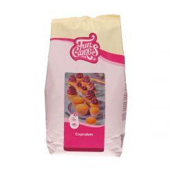 Funcakes Mix Voor Cupcakes 4kg