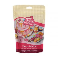 Funcakes Deco Melts Frambozen Smaak 250gr
