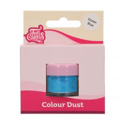 Funcakes Funcolours Dust Edible Colour Ocean Blue