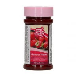 FunCakes smaakpasta strawberry 120gr