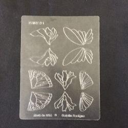 Gelatin Veining Sheet Fairy #1