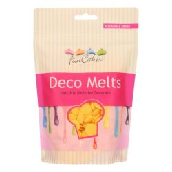 Funcakes Deco Melts Geel