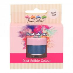 FunCakes Funcolours Dust Edible Colour Royal Blue