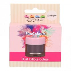 Funcakes Funcolours Dust Edible Colour Aubergine