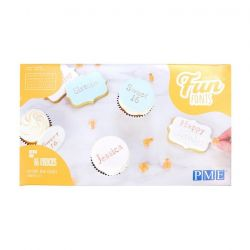 PME Fun Fonts Collection 2 Small Complete Set/66