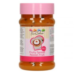 Funcakes Fruity Spread Passion Fruit 350gr