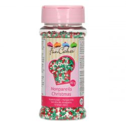 Funcakes Musketzaad Christmas 80gr