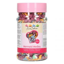 Funcakes Mermaid Medley - 180gr