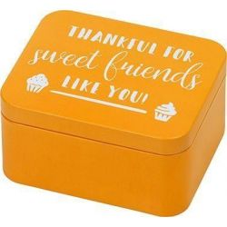 Birkmann Metal Gift Box Sweet Friends