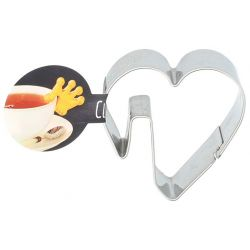 Birkmann Cookie Cutter Heart - Hanging 5cm