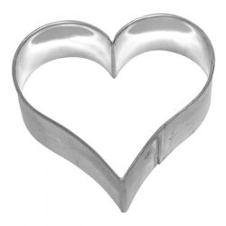 Birkmann Cookie Cutter Heart 9cm