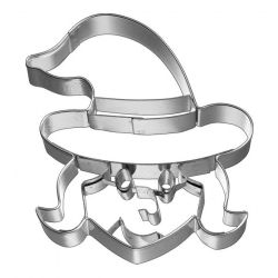 Birkmann Cookie Cutter Witch's Face 8cm