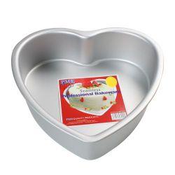 PME Cake Pan Heart 30x7,5cm