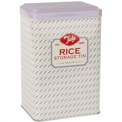 Tala Originals Pale Lilac Hues Rice Storage Tin