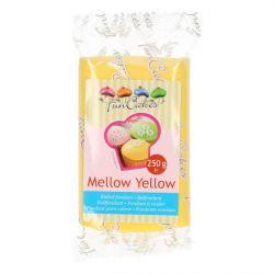 FunCakes fondant Mellow Yellow 250gr