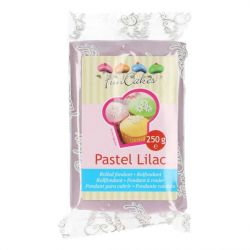 FunCakes Fondant Soft Lilac 250gr