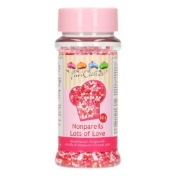 FunCakes Lot's of love sprinkles ca. 80gr