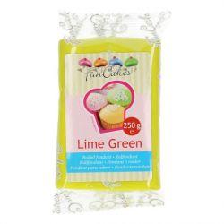 FunCakes fondant Lime Green 250gr