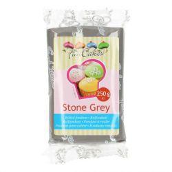 FunCakes Fondant Stone Grey 250gr