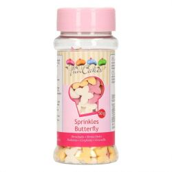 FunCakes Butterfly mix ca. 50gr