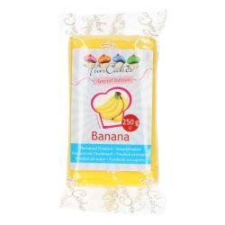 FunCakes smaakfondant banaan 250gr