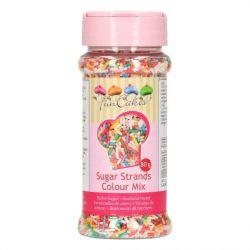 FunCakes sugar strands colour mix 80gr