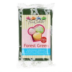 FunCakes Fondant Forest Green 250gr