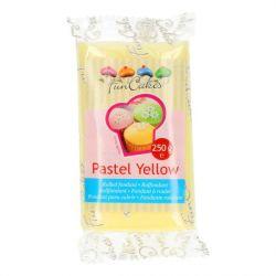 FunCakes fondant Pastel Yellow 250gr