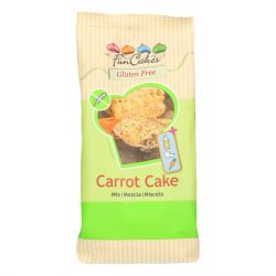 FunCakes Glutenvrij carrotcake 500gr