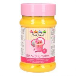 FunCakes Dip N drip yellow 375gr