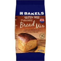 bakels GV multiseed bread mix