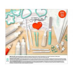 Sweet Sugarbelle Basic tool set 60pc