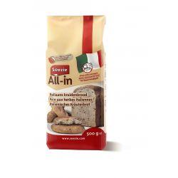 Soezie Italiaans Kruidenbrood