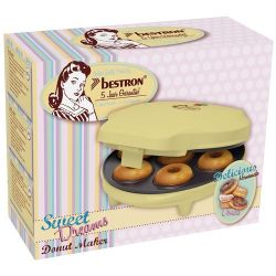 Sweet dreams Donut Maker