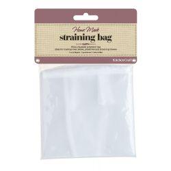 Straining bag