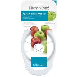 Apple corer / wedger