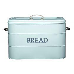 bread bin blue