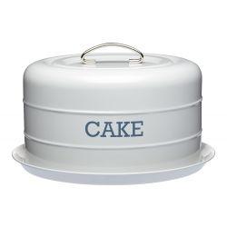Cake tin Grey
