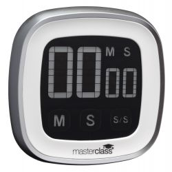Touch screen timer